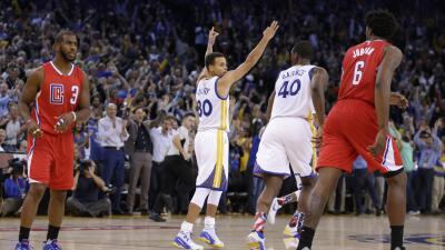 Chris Paul tuvo 24 puntos y Blake Griffin encestó 23 para los Clippers.