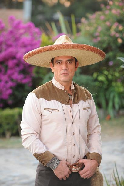 """Jorge encarnó a uno de los tres hermanos """"Reyes"""". """"scar se enamora del p..."""