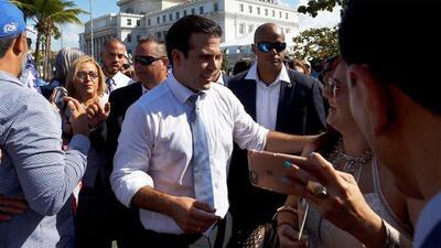 Exsecretario de la gobernación no pudo mencionar un proyecto para mejorar la calidad de vida de los puertorriqueños