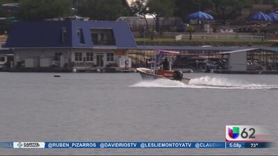 Refuerzan seguridad en el lago Travis para fin de semana festivo