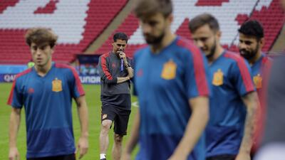 En fotos: España buscará sacar provecho del rival para lograr su primer triunfo