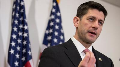 Ryan asegura que la Cámara votará para bloquear la acción ejecutiva migr...