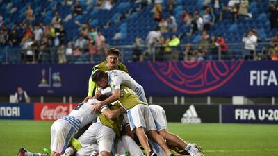 En penales, Uruguay eliminó a Portugal y paso a la semifinal del Mundial Sub-20