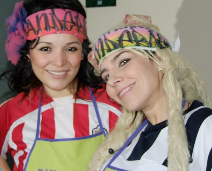 Karla Luna y Karla Panini: La amistad que terminó por amar al mismo hombre