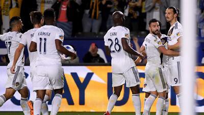 El Caliclásico acapara la atención en la MLS: así llegan LA Galaxy y San Jose Earthquakes