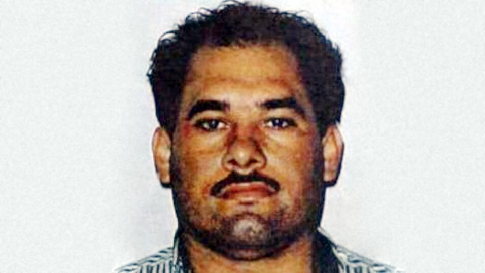 El líder del Cártel del Golfo, Osiel Cárdenas Guill...