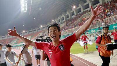 Son Heung-Min libra el servicio militar tras ganar oro con Corea en los Juegos Asiáticos