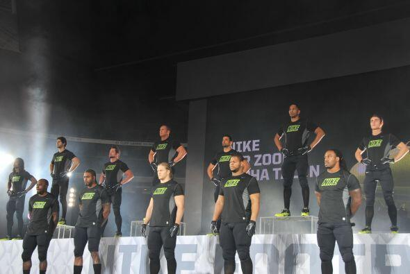 La nueva línea de 'Pro Combat' junto con la 'Nike Air Zoom Alpha Tallon'...