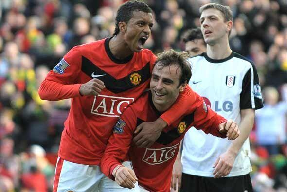 Para la jornada dominical, el Manchester United fue superior a su rival...