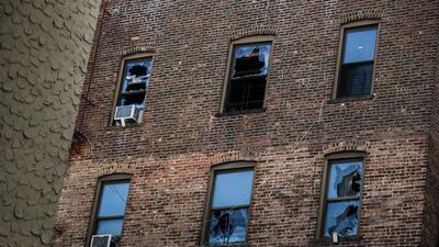 En fotos: Incendio fatal en Nueva York deja 12 muertos