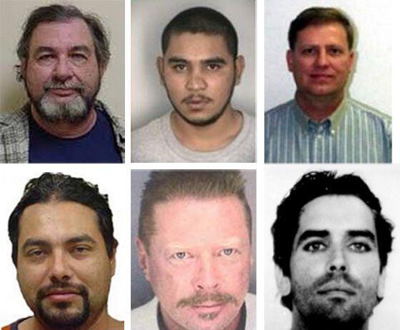 Según registros oficiales del FBI, en México se encuentran...