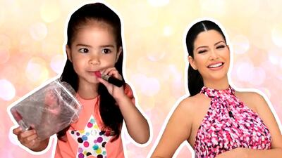 Así fue la enternecedora forma como 'Baby Giulietta' se adueñó del canal de YouTube de Ana Patricia