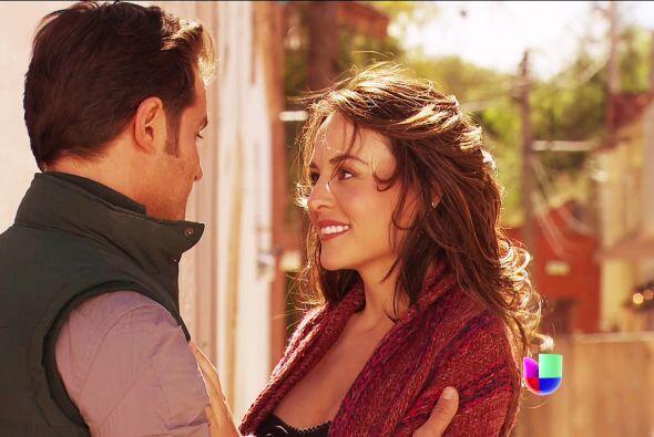 Y mucho cuidado porque Abigail está súper enamorada de Mateo.