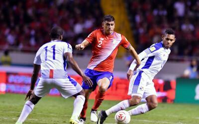 Costa Rica y Panamá no pasaron de un empate sin goles.