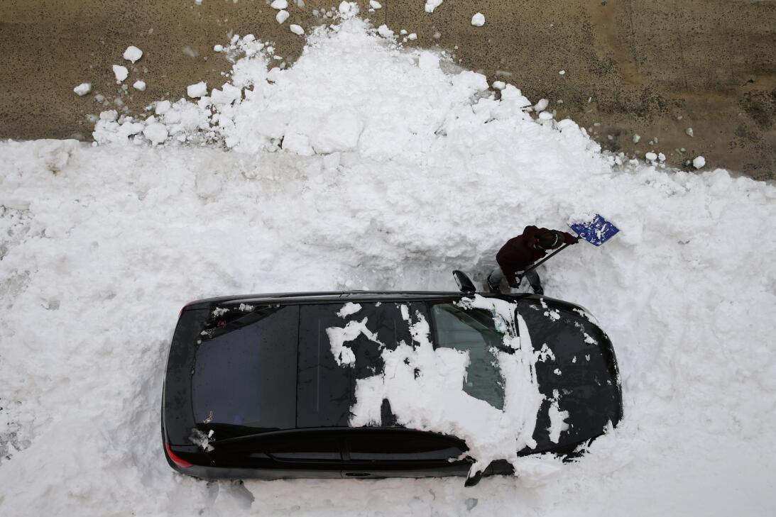 salud nieve tormenta