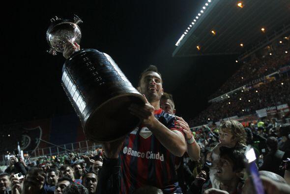 El San Lorenzo tuvo un semestre de ensueño al ganar la Copa Libertadores...