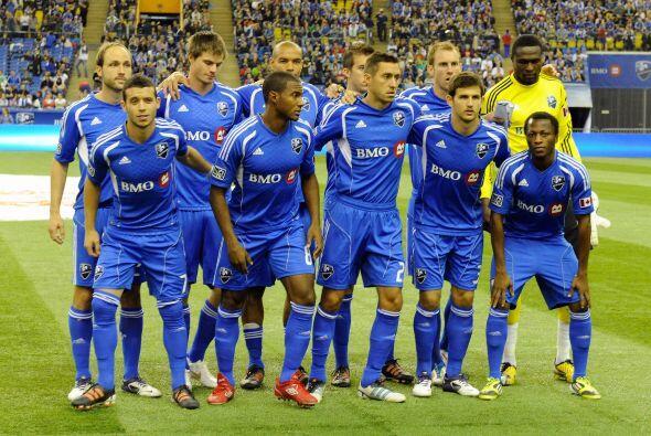 El Impact de Montreal consiguió en casa su primer punto como equipo de l...