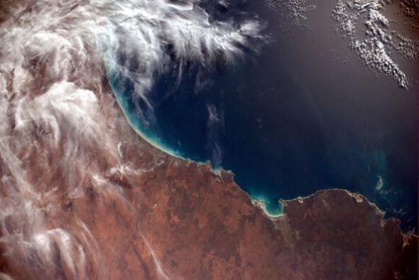 Esto irá   en mi   sala de estar.   La costa norte de   Australia .  Fot...