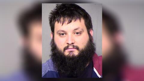Brandon David Castle fue arrestado por manipulación inform&aacute...