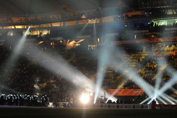 """Diego Torres interpretó el himno de la Copa América llamado """"Creo en Amé..."""