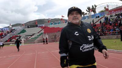 Maradona rechaza haber criticado a Messi, asegura que Argentina lo extraña