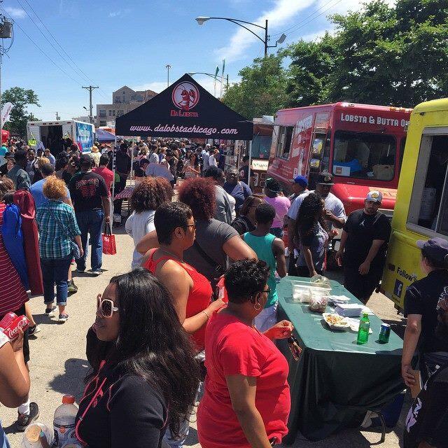 Chicago Food Truck Fest Facebook