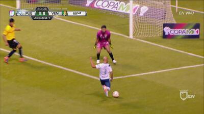 Puebla deja ir el primero en un mano a mano de Acuña que tapó Navarrete