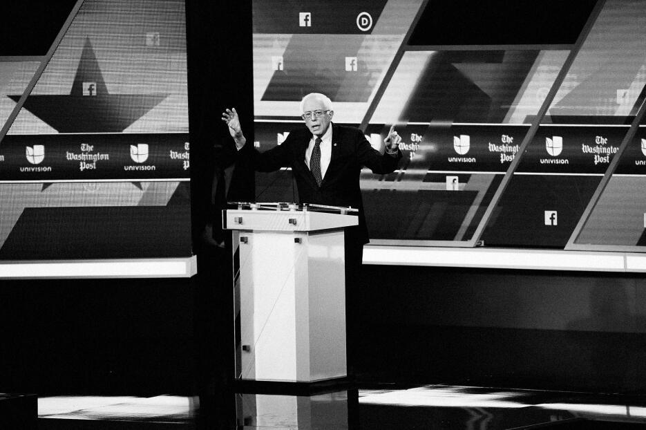 Dentro del debate demócrata más hispano 7_DemDeb_creditoPhillip%20Angert...