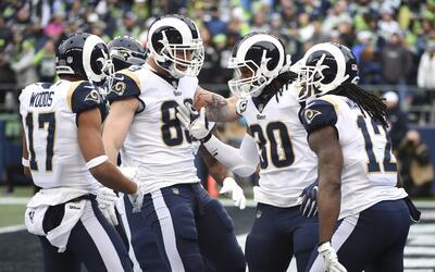 ¿Los St. Louis Rams estaban listos para elegir a La'el Collins? gettyima...