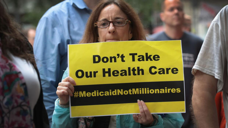 Revocar Obamacare dejaría sin protección a 18 millones de estadounidense...