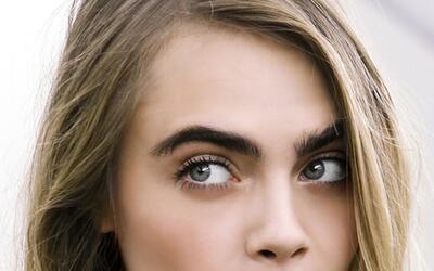 Unas cejas abundantes al estilo de la modelo Cara Delevigne son las más...