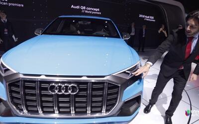 Audi quiere ser el primero en traer una utilitaria de lujo hibrida enchu...
