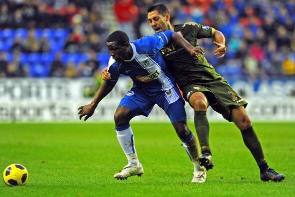 Fulham y Wigan se enfrentaron en un partido lleno de jugadores 'conocido...