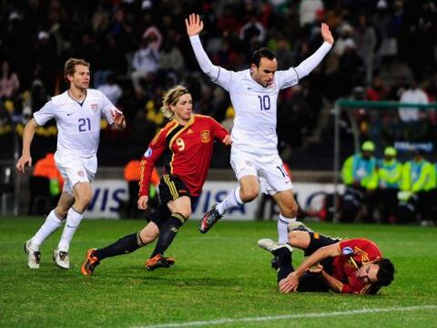 España y Estados Unidos se vuelve a encontrar en un partido con s...