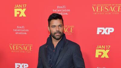 Ricky Martin confesó que se casó mucho antes de hacerlo público
