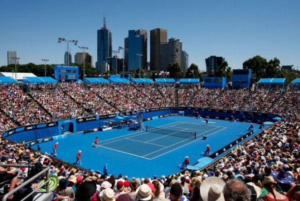 Comenzó el Abierto de Australia, primer Grand Slam de la temporada por l...