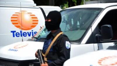Un total de 18 personas se hicieron pasar como periodistas mexicanos de...