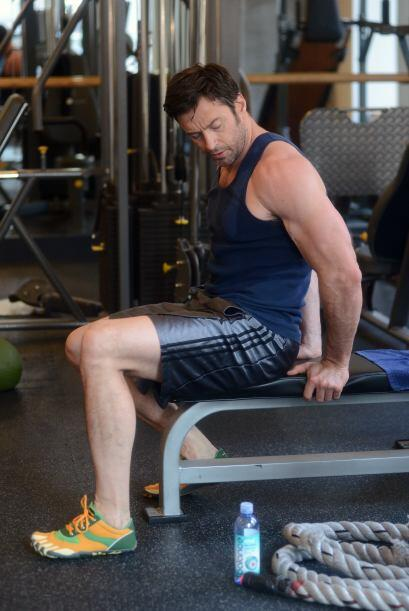 Es un 'Wolverine' de carne y hueso. Más videos de Chismes aqu&iac...