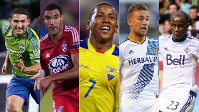 Jugadores destacados del MLS Combine en el pasado