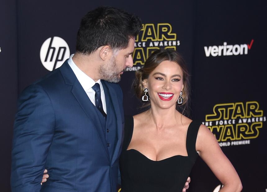 Los famosos disfrutaron del estreno de la esperada 'Star Wars: The Force...