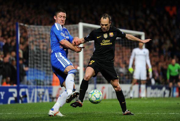 El juego defensivo del Chelsea recordaba mucho al 'Catenaccio' italiano,...