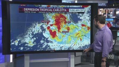 Se prevén tormentas en San Antonio en los próximos días