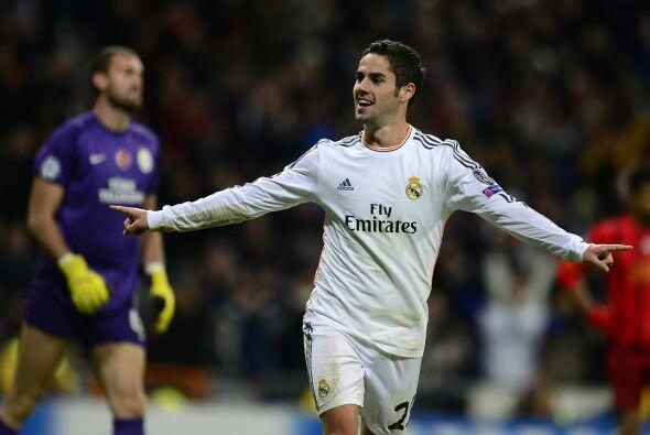 El Madrid cerró su participación en la etapa grupal con un cuadro altern...
