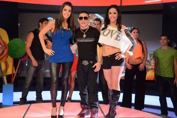 El reggaetonero Osmani García quien ha puesto a bailar a todas las latin...