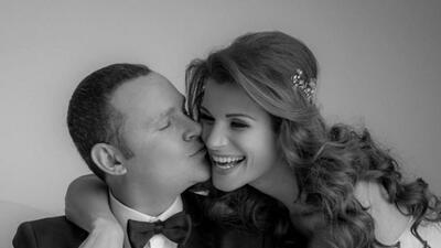 En fotos: Alan Tacher celebra tres años de matrimonio