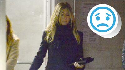 Jennifer Aniston reaparece