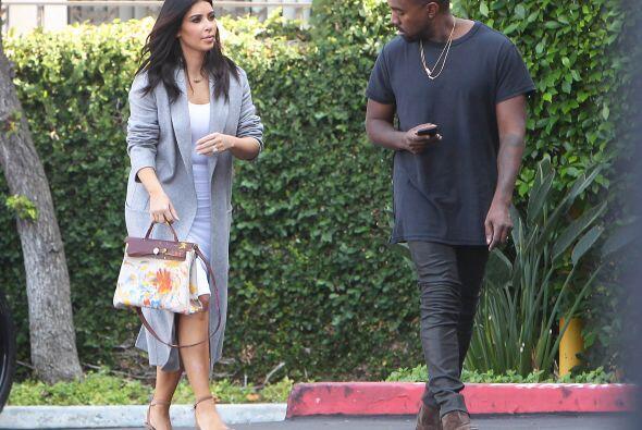 Kanye está convencido de que su hija heredó sus habilidades artísticas.