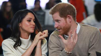 El príncipe Harry y Meghan Markle no quieren regalos de boda (pero hay un truco en su anuncio)