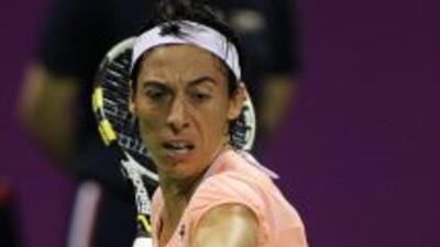 La italiana Schiavone es la séptima mejor tenista del mundo.
