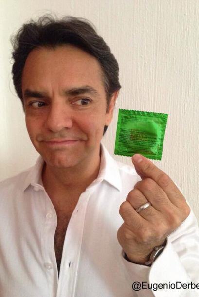 """Eugenio Derbez también se  """"puso la verde"""". Todo sobre el Mundial de Bra..."""